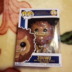 Funko pop crimes of  Zouwu #28